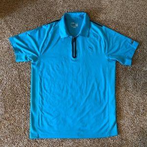 Men's Large Puma Golf Shirt